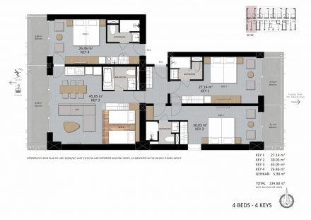 FENIX FURANO UNIT FLOORPLAN_1